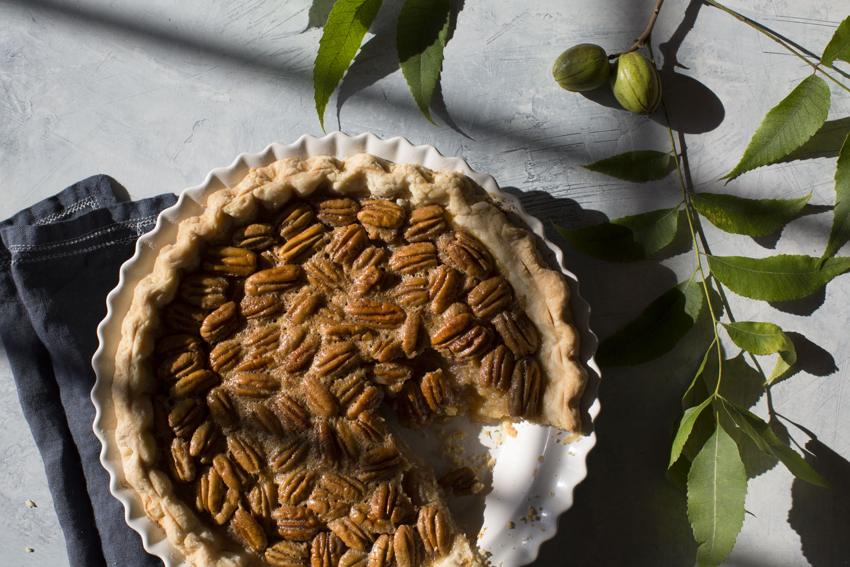 food-photography-pecan-pie